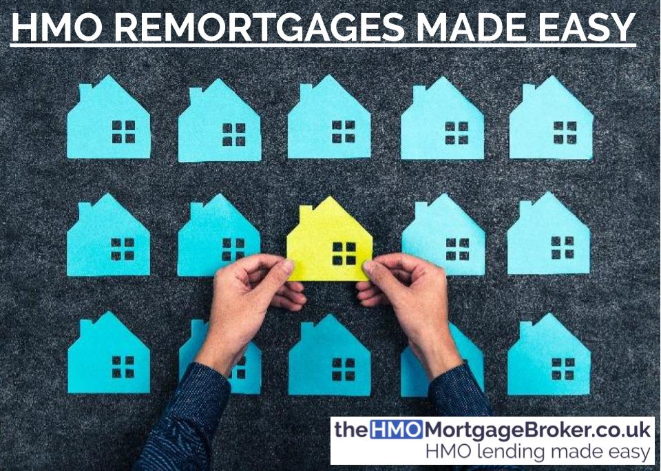 HMO ReMortgages